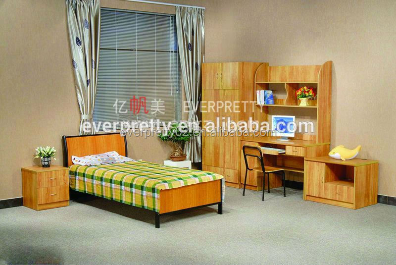 Modern wholesale cheap price wooden kids beds china children bedroom sets