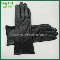 Sex ladies winter daily life leather fashion glove