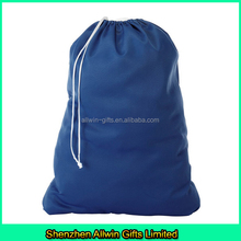Heavy duty large laundry bags, nylon drawstring laundry lingerie bag