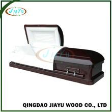 Delicate cheap casket with high quality coffin buy direct from china factory