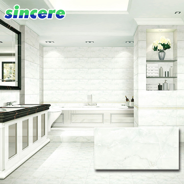 "Hot Sale 3""x6"" glossy ceramic tiles wall tiles for bathroom kitchen floor covers"