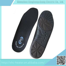 2014 new design battery heating shoe insole