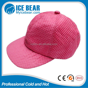 Pink Chilly cool hat