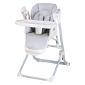 Foldable multifunction baby highchair with music (TY838)
