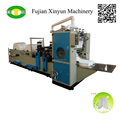 Professional v fold facial tissue paper converting machinery