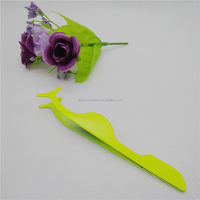 Stainless steel Top quality smart colorful eyelash applicator tweezers