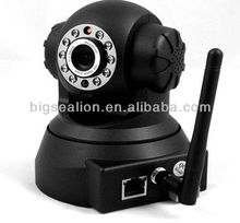 Micro Camera Wifi Wireless Internet IP Webcam (ASW380)