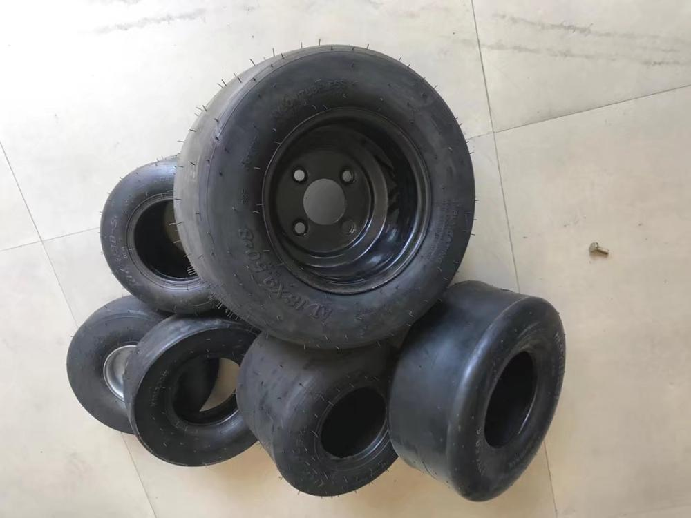 Chinese Tubeless Go Kart Tire 10x6.00-5.5