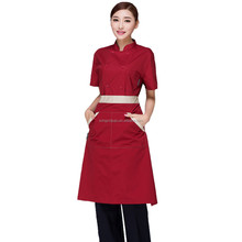 Cheap uniforms for waiters waitress, formal hotel uniforms for women, hotel uniform for staff