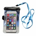 Waterproof Phone Case with Armband for Phone 6, 6 Plus, 6S, Samsung and Android Cell Phones Below 6 inches