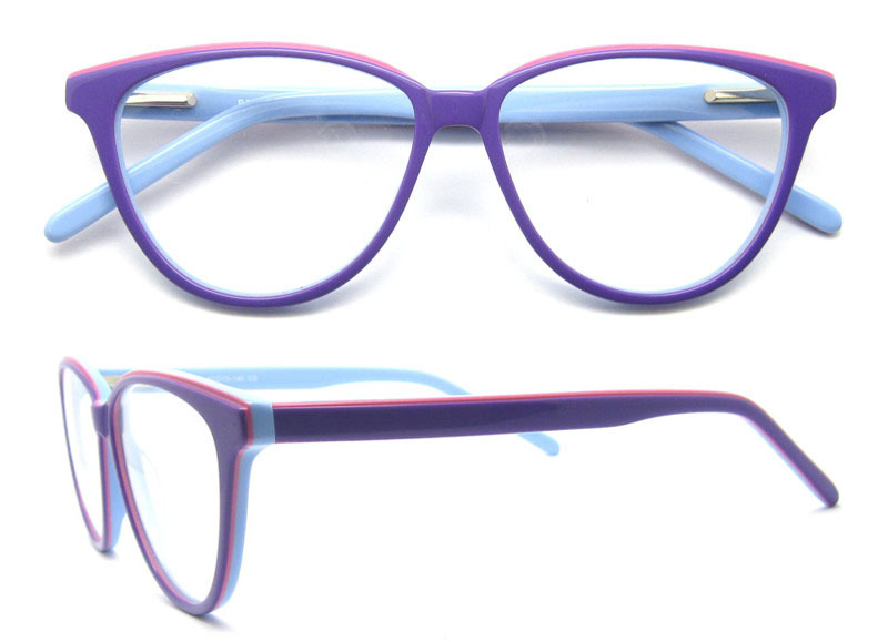 Perfecto en mano de obra assorted color claro marco gafas de moda ...