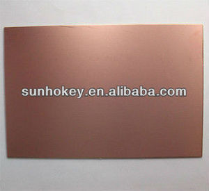 Single Side 15*20 Glass fiber Blank Copper Clad Printed Circuit Board Universal Prototype PCB