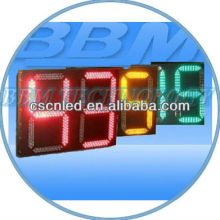 Large 2 digits LED Traffic Countdown Timer