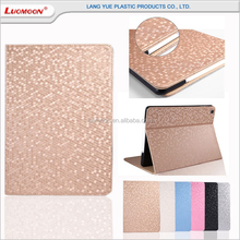 unique luxury diamond stand leather tablet pc case cover for apple ipad mini pro air 2 3 4 5 6