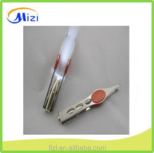 Hot selling led eyebrow clip/eyebrow tweezers with magnifier/Stainless Steel eyebrow clip with led light