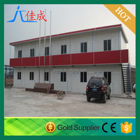 temporary construction site light steel office building strong solid steel structure office