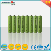 Hot Sale AAA, AA, A, SC, C, D, F Ni-MH rechargeable battery From Factory