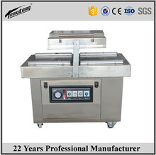 meat food saver double chamber vacuum packing sealing machine DZD-400 2S