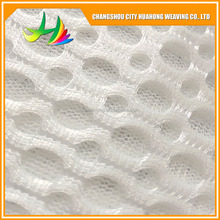 100% silk mesh fabric,cheap Big hole and small hole air mesh fabric polyester Special mesh fabric
