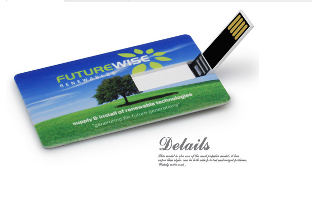 usb flash drive card/credit card usb flash drive