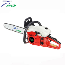 58cc gas power machine chain saw for tree cutter