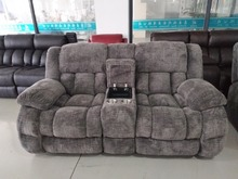 Factory driect sale sofa cinema furniture with cup holder recliner sofa set