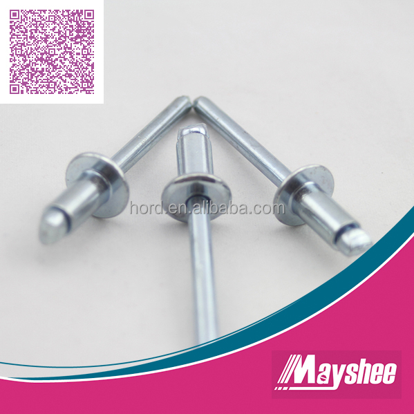 ISO 15979 STEEL POP Blind Rivets Factory