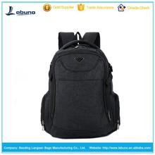 Chinese factory sale slim dual laptop backpack