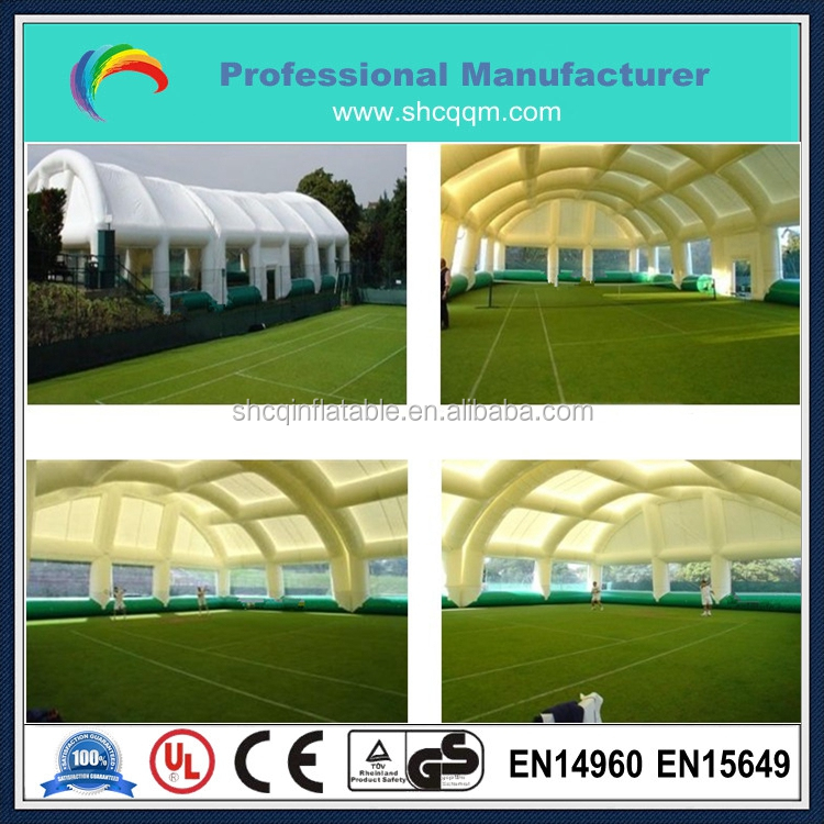 giant inflatable tent for tennis court,inflatable football pitch tent for sale
