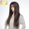 wholesale cheap Peruvian human hair natural hairline full lace wig