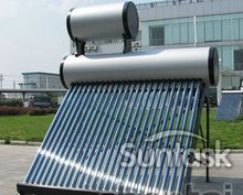 shentai compact solar hot water heater