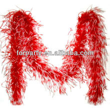 CG-FB019 Ostrich feather boa High quality feather boa