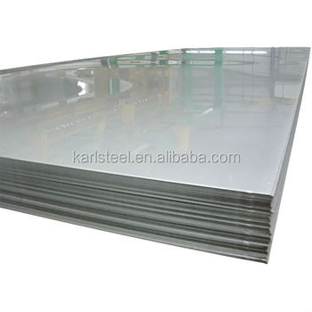 Cold Rolled 304 stainless steel sheet 2B/BA Finish