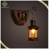 Loft Style Iron Hanging Wall Sconce Cafe House Decor E27 Light