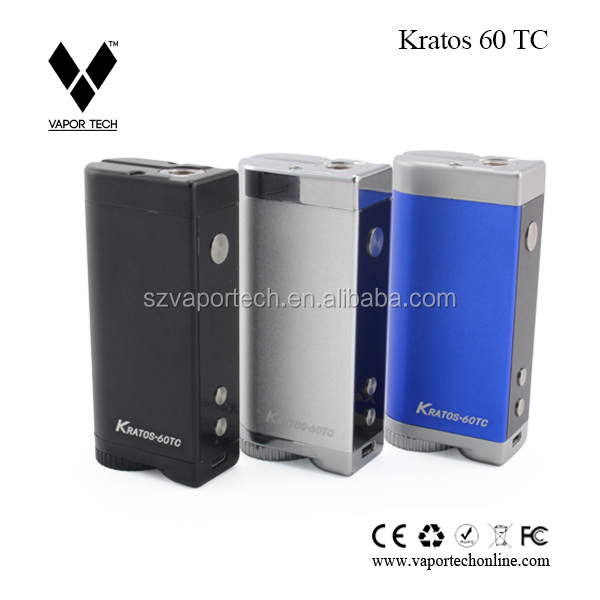 Pandora Box Mod Kratos 60TC Vape Mods Temperture Control Mod from Vapor Tech