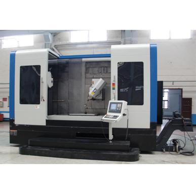 VS80180 making machine 5 axis cnc processing center