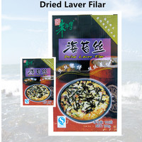 Laver Seaweed Filar Nutrition Healthy Food High Quality Master Chu 100g