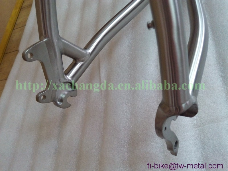 super light titanium mtb tandem bike frame custom two seat moutain tandem 29 frames XACD tandem ti taper mtb frame in china