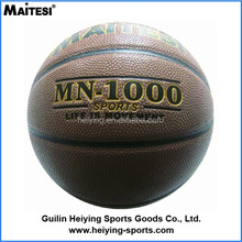 Best Sell Indoor/outdoor Official Size and Weight Hygroscopic Basketball
