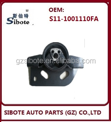 OE:S11-1001110FA engine mounting for Egype market