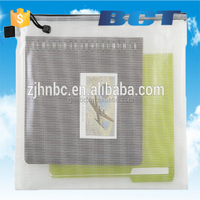Hot sell reinforced clear pvc transparent, transparent tarpaulins mesh fabric.tarps.PVC mesh fabric for bag