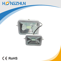 50w led flood light & 10-200w led lighting outdoor with CE and Rohs certification