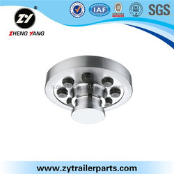 Trailer Parts and Trailer Axles Parts 3.5 inch King Pin for fifth wheel