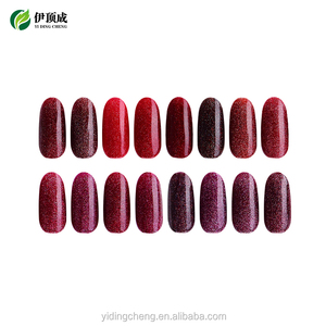 OEM/ODM Yidingcheng factory short curing time UV/LED gel polish free samples good quality