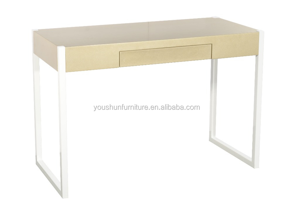 modern mdf tall office desk tables, computer desk table fix, metal frame computer table