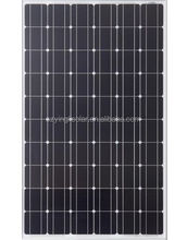 YINGLI Grade A TUV 280W monocrystalline Solar panel pv module for home Use