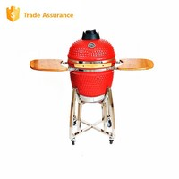 Auplex Kamado Barbecue Grills Outdoor Fireplace