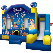 fairy tale and animal inflatable bouncer jumper/ jumping bouncy castle/ bounce house moon walker moonwalk trampoline slide combo