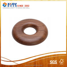 hot in Alibaba2017 beech wooden circle shape tray