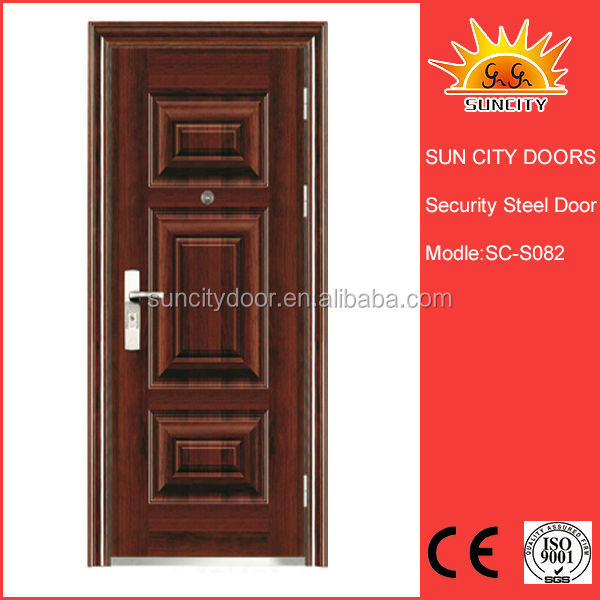 High Quality Surface Treatment Metal door design Malaysia SC-S082